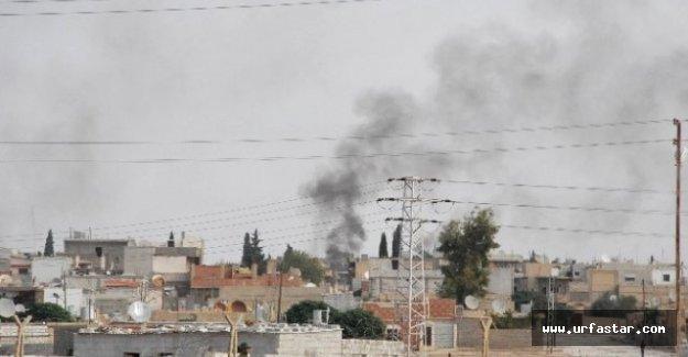 Suriye Sınırında Büyük Patlama