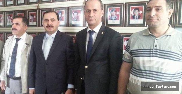 Başsavcı Kuş'tan Başkan Yavuz'a ziyaret