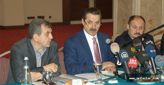 Çelik: Urfa'nın helal oylarına talipliyiz