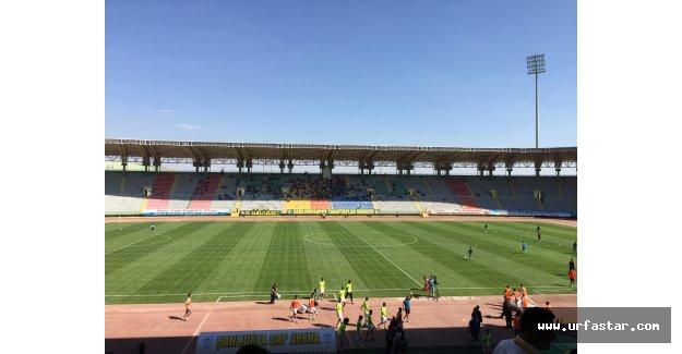 Urfaspor, GAP Arena'da güldü