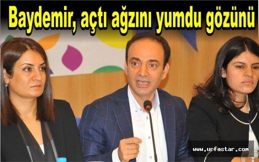 HDP, Urfa'da seçim startını verdi