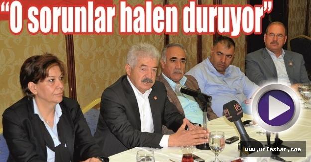 Melik, AKP'ye veryansın etti!