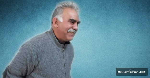 """""""Öcalan hazırlık yapıyor"""""""