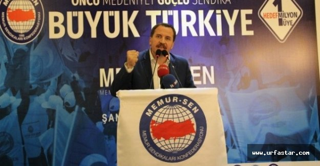 Yalçın 1 Kasım'da kime destek vereceklerini açıkladı...