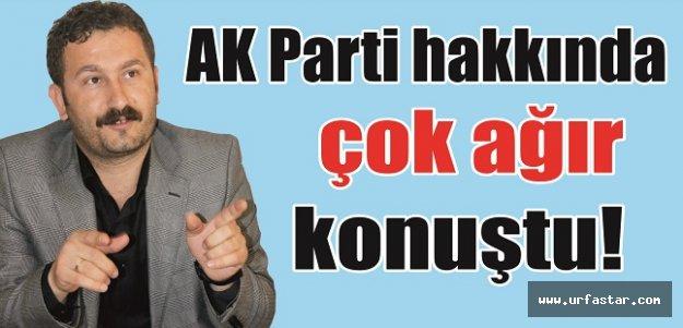 Yavuz, HDP'nin Urfa'daki hedefini açıkladı!