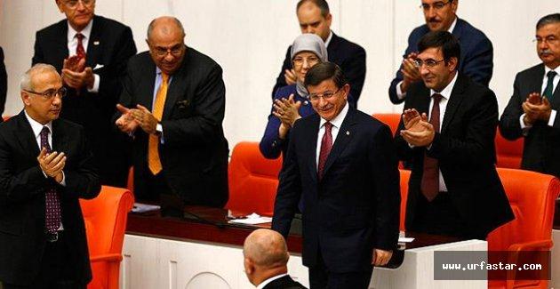 AK Parti hükümeti güvenoyu aldı