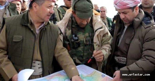 Baba oğul, IŞİD'i bitirme operasyonunda!