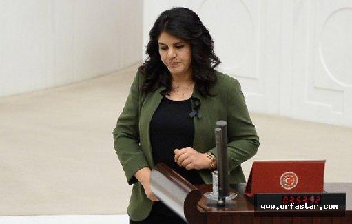 Dilek Öcalan, ikinci kez yemin etti