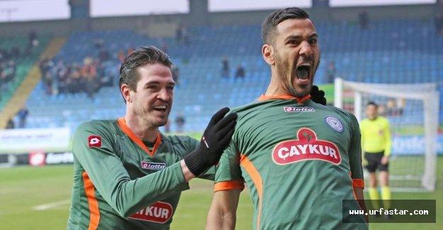 Galatasaray'ı Urfalı futbolcu yıktı!