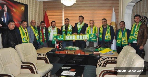 MSK Urfa için bir araya geldiler