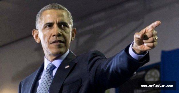 Obama, IŞiD'le ilgili çok net konuştu!