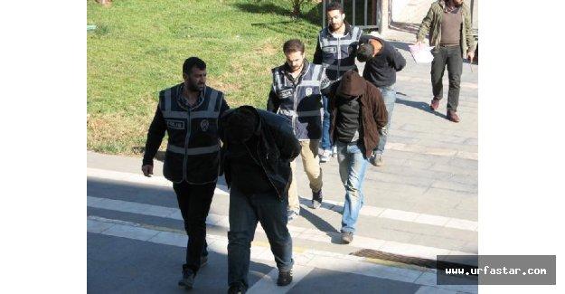 Urfa'da yakalandılar!