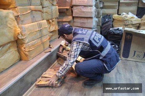 Urfa polisinden büyük başarı!