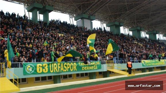 Urfaspor taraftarlarına güzel haber