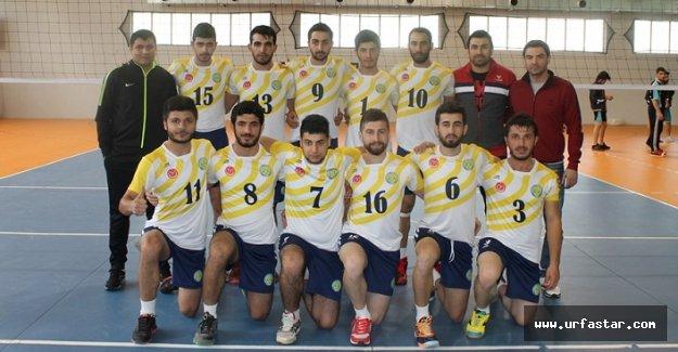 Harran Üniversitesi namağlup 1. Lige çıktı
