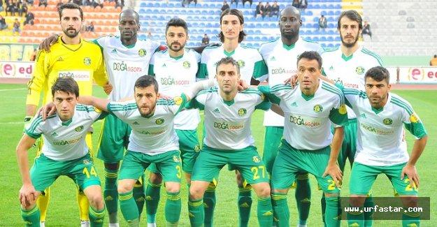 İşte Urfaspor'da bileti kesilen futbolcu…