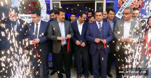 Urfa'da da açıldı...