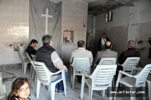 Urfa'da Protestan Kilisesi açıldı