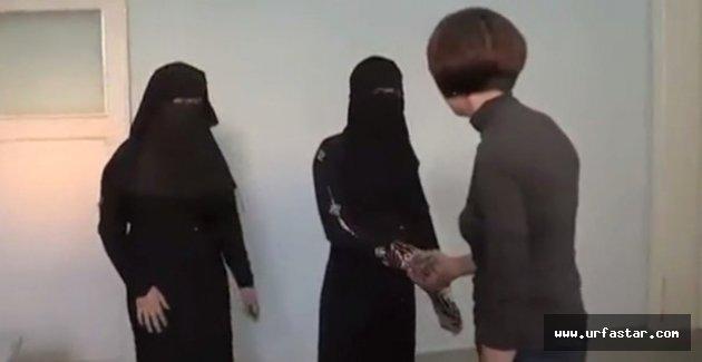 Urfa'ya kaçan iki IŞİD gelini cehennemi anlattı