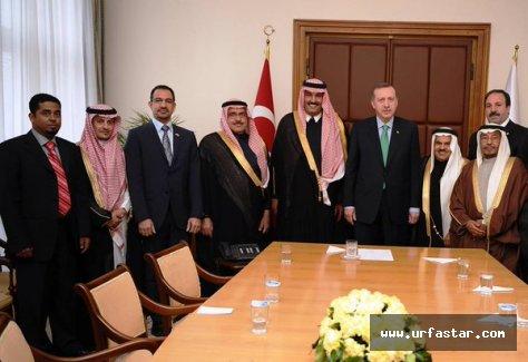 Vekil Özcan, Erdoğan'a eşlik etti