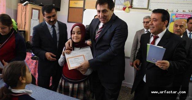 Urfa'da kaç Bin öğrenci karne alacak?