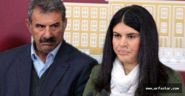 Dilek Öcalan'dan şok istek!