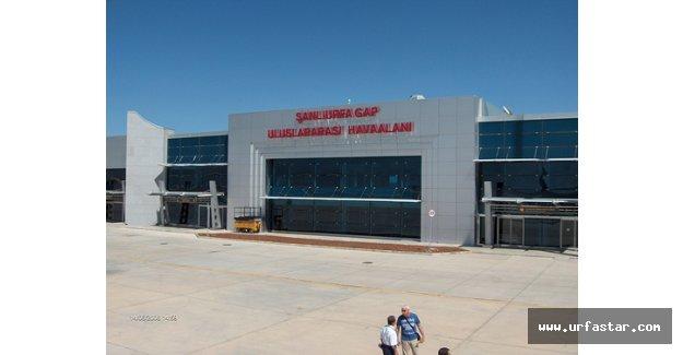 GAP Havalimanı Müdüründen flaş açıklama...
