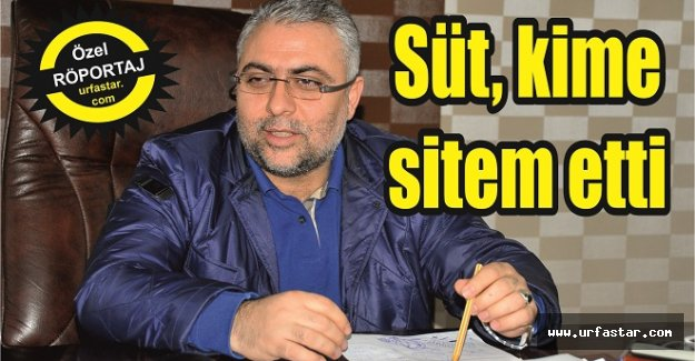 Kemal Süt ile özel röportaj...