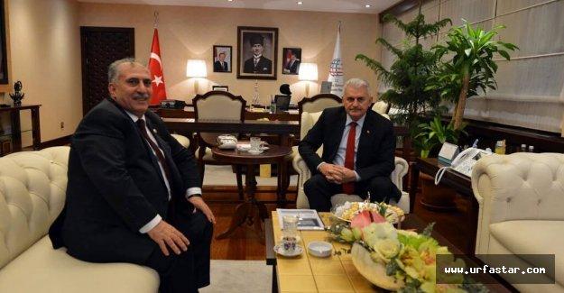 Mehmet Akyürek yine görev başında