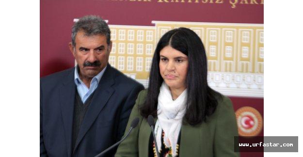 Mehmet Öcalan Meclis'te