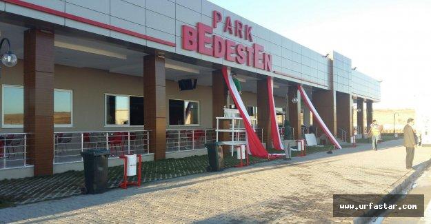 Urfa'daki tesisleri devlet erkanı açacak...