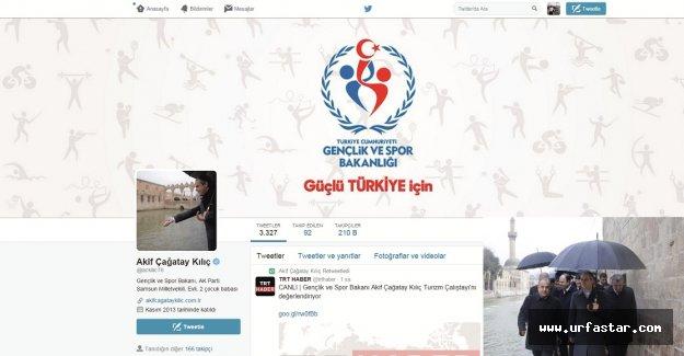 Profil resmine Urfa'yı ekledi...