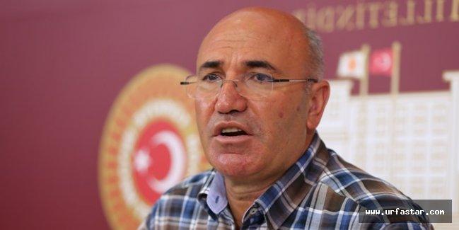 Tanal, Sağlık Bakanı'na Urfa'yı sordu