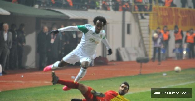 Urfaspor penaltılarla gülüyor