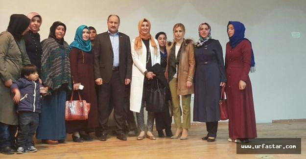 AK Parti Siverek İlçe Danışma Toplantısı yapıldı