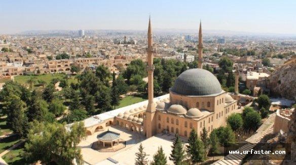 Cuma günü Urfa'da bir ilk gerçekleşecek