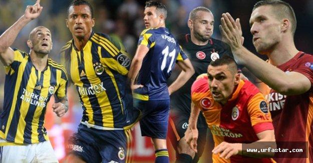 Galatasaray-Fenerbahçe derbisinin oynanacağı tarih!