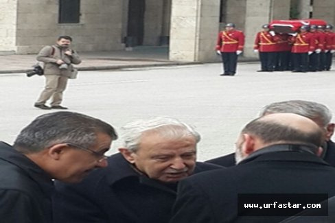 Şanlıurfa eski Milletvekili vefat etti