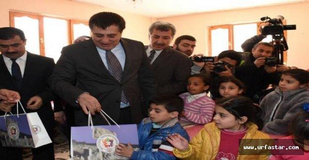 Suriyeli 360 çocuk daha okullu oldu