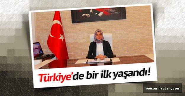 Türkiye bir ilki daha yaşadı...