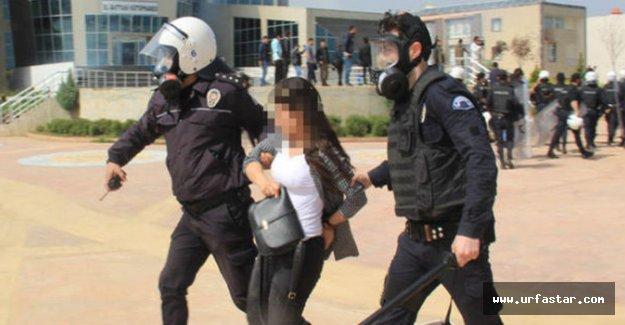 Urfa'da Gözaltına Alınan 49 Öğrenciden 21'i Serbest Kaldı