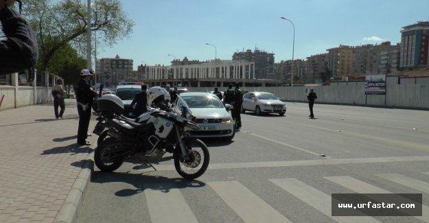 Urfa'da Önlemler En Üst Seviyede