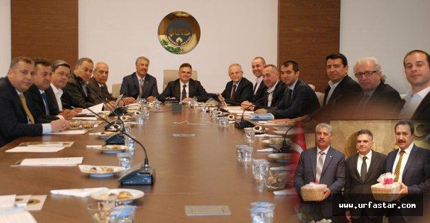 Urfa'da toplandılar…