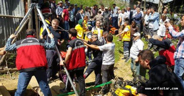 Düzce'de kaza; 2 ölü, 3 yaralı
