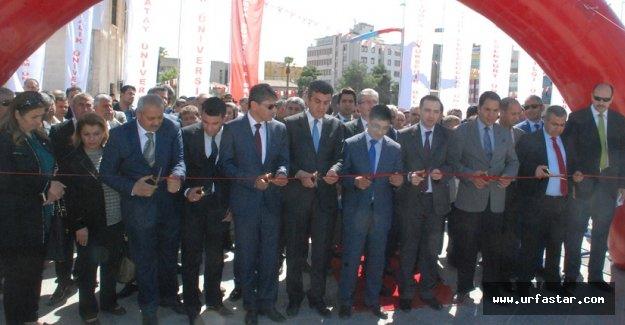 44 Üniversite Urfa'da kendini tanıtacak