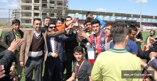 Celal Çiftçi ASML'de futbol turnuvası düzenlendi