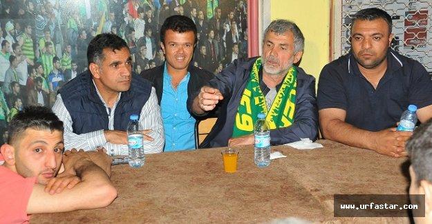 Erhan Altın, taraftardan destek istedi