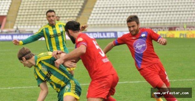 Geçen yıl Urfaspor'la oynuyordu, FIFA küme düşürdü