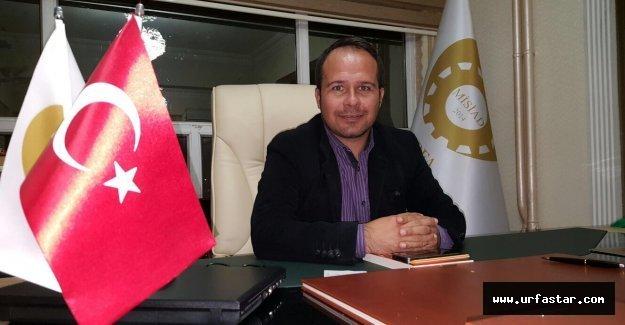 Genç Başkan Regaip Kandilini kutladı