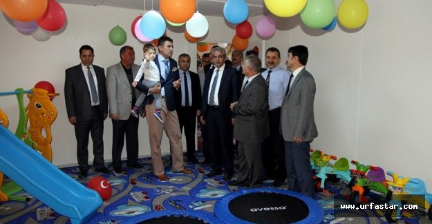 HRÜ'de 2'nci çocuk kampüsü açıldı